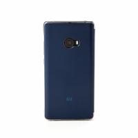 小米Note 2 智慧翻蓋保護套 藍色