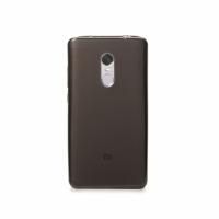 紅米Note 4X 高透軟膠保護殼 黑色