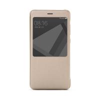 紅米Note 4X 智慧顯示保護套 金色