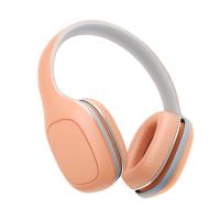 小米頭戴式耳機 輕鬆版 橙色
