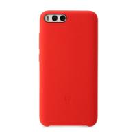小米6 矽膠保護套 紅色