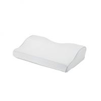 8H蝶形護頸記憶棉枕 白色