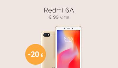 Redmi 6A drop