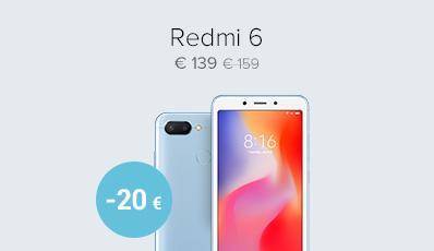 Redmi 6 drop