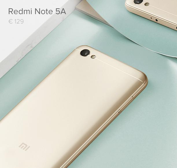 Redmi Note 5A