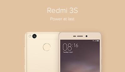 Redmi3s