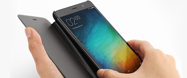Redmi Note 3 Flip Case