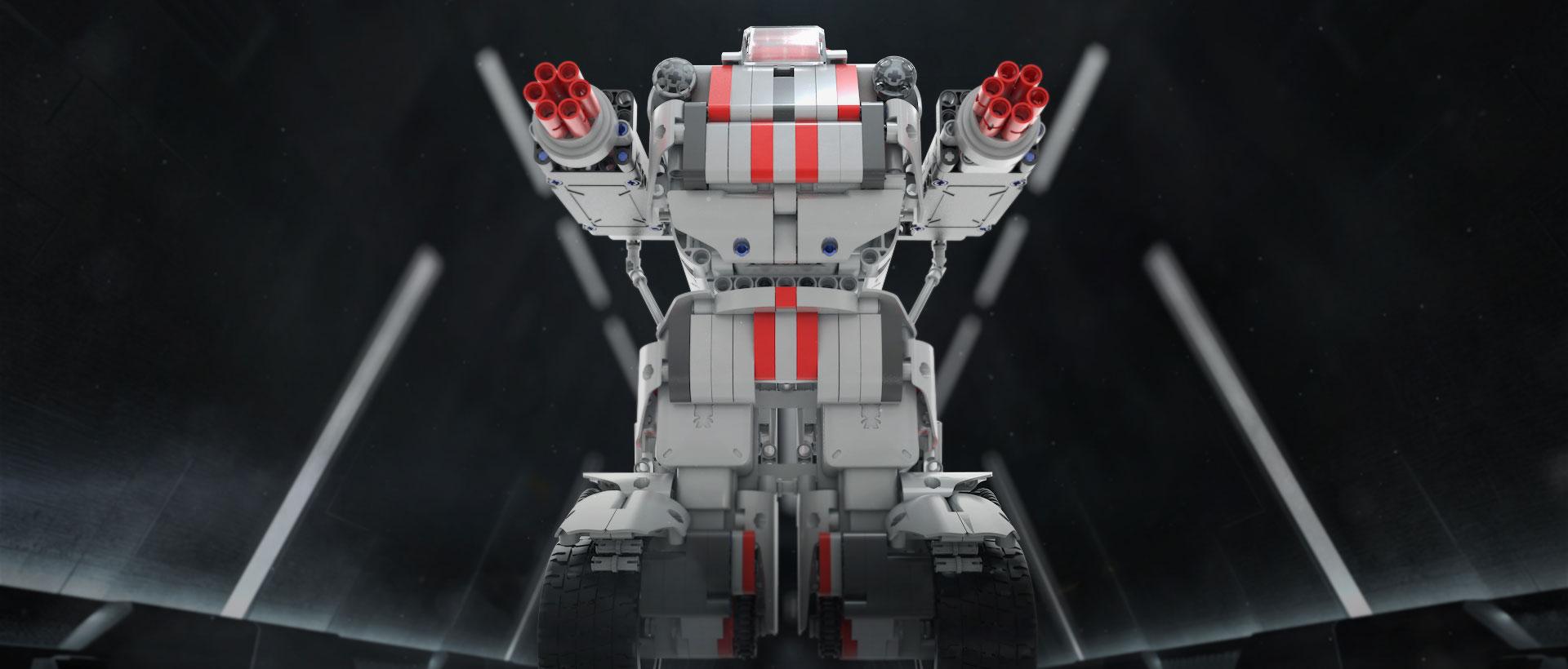 米兔积木机器人