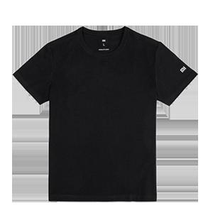 Mi Crewneck T-shirt Black