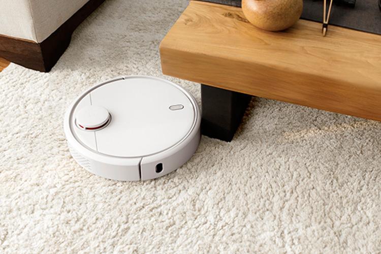 米家掃地機器人 白色