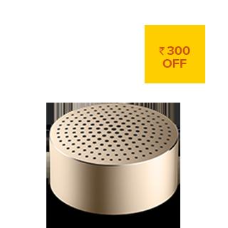 Mi Bluetooth Speaker mini Gold