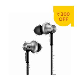 Mi In-Ear Headphones Pro HD Silver