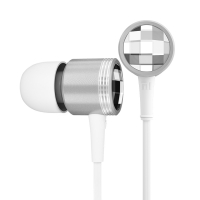 Mi In-Ear Headphones Crystal Silver