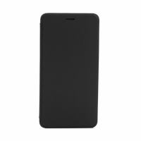 Redmi 2 Wallet Flip Case Black