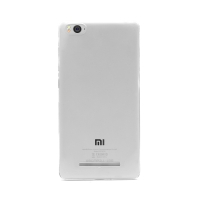 Mi 4i Soft Case Clear