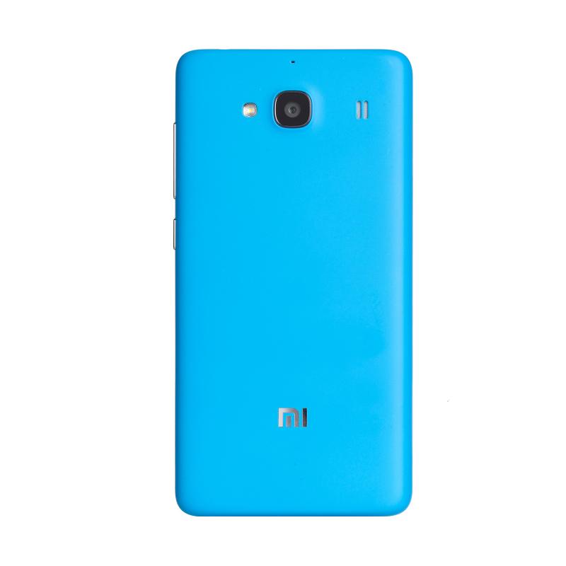 Redmi 2 Back Cover Blue