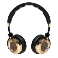 Mi Headphones Black and gold
