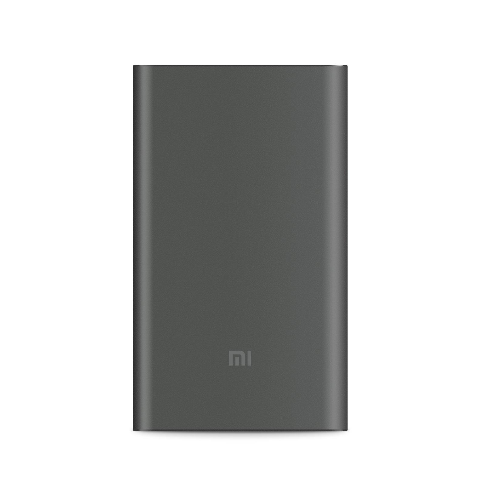 10000mAh Mi Power Bank Pro Grey