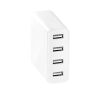 小米 4 Port USB 充電器 白色
