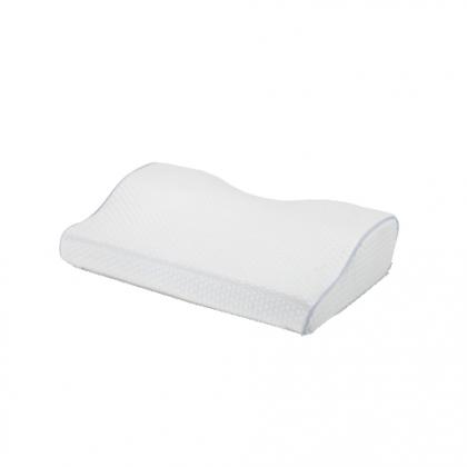 8H蝶形護頸記憶棉枕