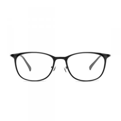TS眼鏡架 米家定制 橢圓框