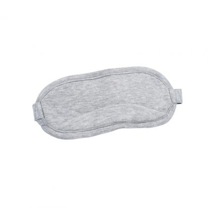 8H涼感眼罩 混灰色