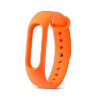 Mi Band Strap - HRX Edition Orange