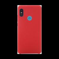 紅米Note 5 極簡防摔保護殼 紅色