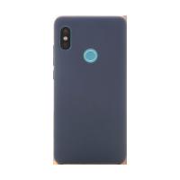 紅米 Note 5極簡防摔保護殼 藍色