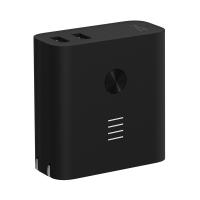 ZMI智慧雙模可充式鋰行動電源 黑色