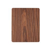 小米木紋滑鼠墊 胡桃木色