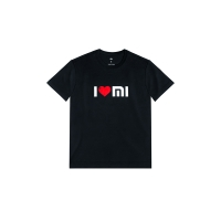 Mi I-Love-Mi T-Shirt Black L
