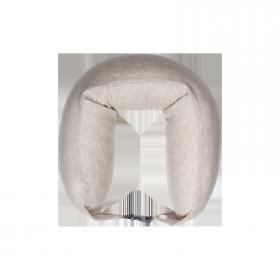 Mi Travel U-Shaped Pillow Mixed Grey