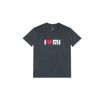 Mi I-Love-Mi T-Shirt Grey M