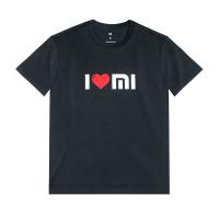 Mi I-Love-Mi T-Shirt Black S