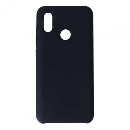 小米8 矽膠保護套 黑色