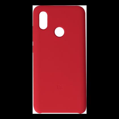 小米8矽膠保護套 紅色