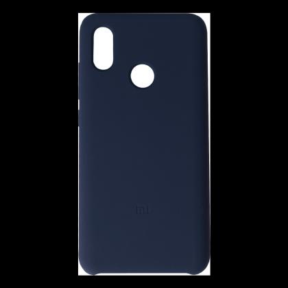 小米8矽膠保護套 藍色