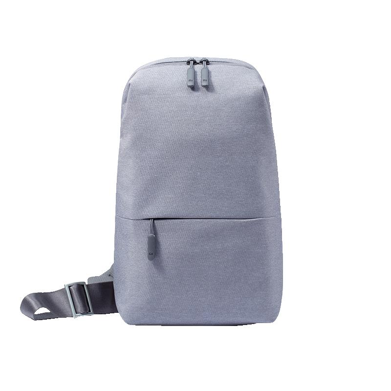 Mi City Sling Bag Light Grey Light Grey