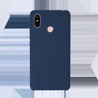 小米Max 3 極簡防摔保護套 蓝色