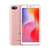 Redmi 6A Rose Gold