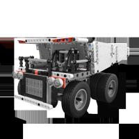 米兔積木礦山卡車