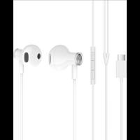 小米雙單元半入耳式耳機Type-C版 白色