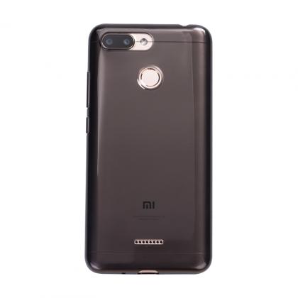 Redmi 6 Soft Case Black
