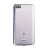 Redmi 6A Soft Case Clear
