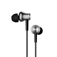 Mi Earphones (with in-built mic) Silver