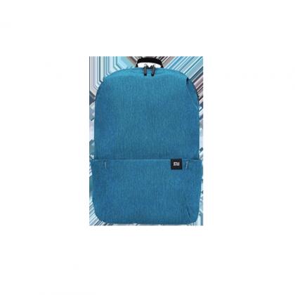 小米迷你雙肩包 湖藍