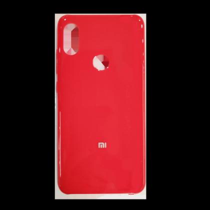 紅米Note 6 Pro 極簡高亮保護殼 紅色