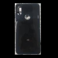 紅米Note 6 Pro極簡高亮保護殼 黑色