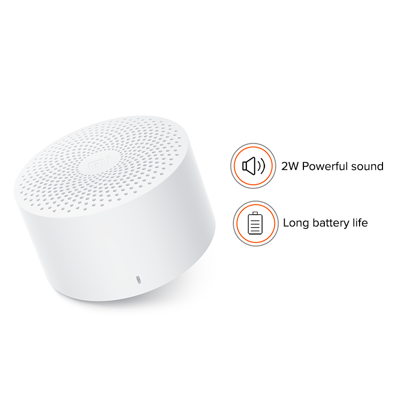 Mi Compact Bluetooth Speaker 2 Product Info Mi India